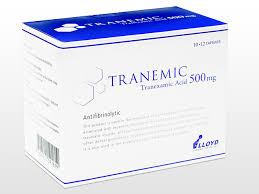 トラネミック500mgトランサミン