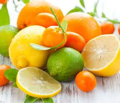 ビタミン類,果物,レモン果実